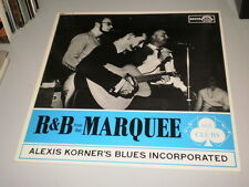 ALEXIS KORNER'S BLUES INCORPORATED - R&B From The Marquee - DECCA MONO REISSUE