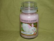 Yankee Candle 22 oz Large Jar Candle  New --- Bunny Cake