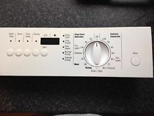 Neff V5360X0GB washer dryer control panel / fascia with top control board