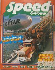 Speed & Power magazine 1 August 1975 Issue 72