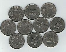 1/2 RUPEE BHUTAN 1950 EBC / EBC+  CIRCULATED   Ref:K25