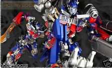 Kaiyodo Sci-Fi Revoltech 030 Transformers Dark of the Moon Optimus Prime Renewal