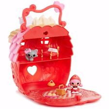 Lalaloopsy Tinies Scarlet's House Playset  Sew Cute! Brand New