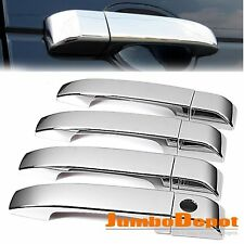 For 2006-2009 Land Rover Range Rover HSE Chrome Side Door Handle Cover Trim Kit