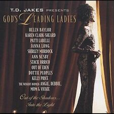Jakes, T.D.: Gods Leading Ladies  Audio Cassette