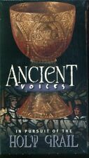 Time Life Ancient Voices Pursuit Of The Holy Grail Vhs