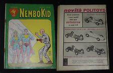 ***SUPERALBO NEMBO KID N. 57*** ED. MONDADORI 20 FEBBRAIO 1965