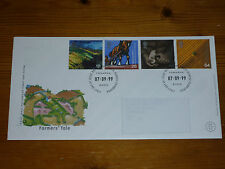 FARMER'S TALE (07.09.1999) GB ROYAL MAIL FIRST DAY COVER FDC 1999