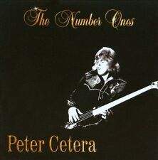 The Number Ones * by Peter Cetera (CD, Aug-2010, Mundo Records)