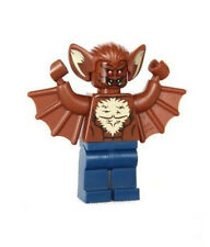 Man Bat Batman movie Minifigure figure villain tv show cartoon