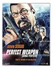 PERFECT WEAPON  (2016) **Dvd R2** Steven Seagal, Kimberly Battista