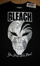"Bleach Manga ""YOUR POWER"" T-Shirt  Size Small"