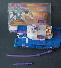 Transformers BotCon 2012 Invasion Gigatron Overlord loose complete generations
