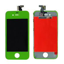 Green LCD Screen Touch Digitizer Assembly Replacement Part For iPhone 4 GSM USA