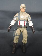 Marvel Universe Avengers Captain America WWII loose no accessories offer P3
