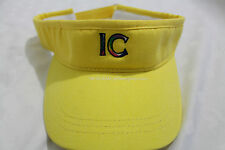 Illegal Civilization IC Visor BRAND NEW Yellow DS Authentic Golf Wang Odd Future