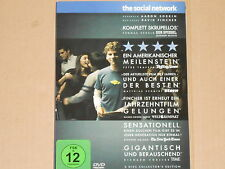 The Social Network - (Jesse Eisenberg, Justin Timberlake...) 2xDVD