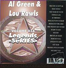 LOU RAWLS Al Green Karaoke  CDG LADY LOVE At Last  L O V E  You'll Never Find