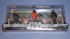 STAR WARS MOS EISLEY CANTINA BAR 3-PACK SCENE 2 BLUE SNAGGLETOOTH PONDA BABA