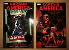 Captain America: Red Menace Vol 1 & 2 TPB Marvel Graphic Novel Lot (Ed Brubaker)