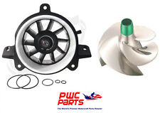 SeaDoo Jet Pump Unit & Wear Ring w/ SOLAS SRZ-CD-15/21A Impeller RXT-X 260 GTX