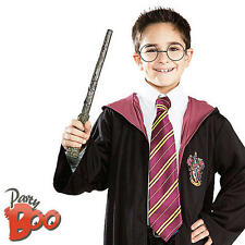 Harry Potter Tie Fancy Dress Book Week Character Kids Adults Childs Costume Tie