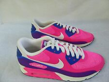 New! Womens Nike Air Max Hyperfuse Shoes Style 454460-600 Size 7.5 PinkBlue 48L