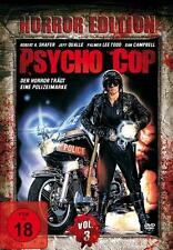 Psycho Cop - Horror Edition - Vol. 3 (2011) - FSK18 DVD
