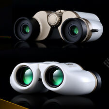 Qanliiy 30X22 Pocket Size Portable HD Night Vision Travel Binoculars Telescope
