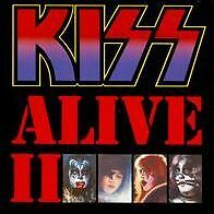 KISS : ALIVE 2 (CD) Sealed