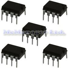 5x LM393/LM393N Low Power Dual Voltage Comparators