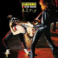 SCORPIONS - TOKYO TAPES (50TH ANNIVERSARY DELUXE EDITION) 2 CD NEW+