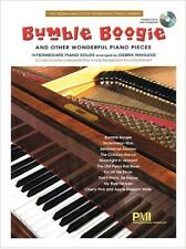 Bumble Boogie & Other Wonderful Piano Pieces The Debra Wanless Intermediate Book