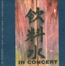 In Concert * [Kent Carter/Andrea Centazzo/Steve Lacy] New CD