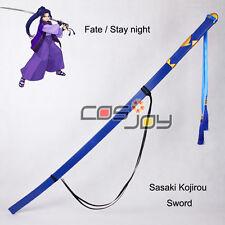 Fate Stay Night / Fate Zero Sasaki Kojirou Sword PVC Cosplay Prop 0924