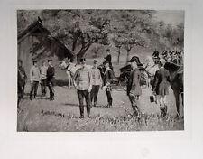 Kaiser Franz Josef Uniform Orden Österreich-Ungarn Habsburger Kutsche Pferd