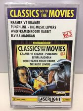 Classics Go To The Movies Vol. 3 Soundtrack CASSETTE TAPE 79643 New Sealed