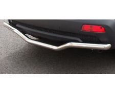 Jeep Patriot Rear Bumper Bar Skid Protector Stainless Steel Exterior Accessory