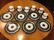 Royal Doulton Carlyle China - Six - 5 piece place settings