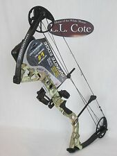 "Mossy Oak Infinity Diamond Infinite Edge 5-70# 13-30"" RIGHT HAND Compound Bow"