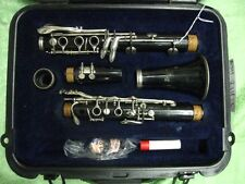 Gently Used Selmer Model 1401 Student Clarinet-Made in Elkhart-Good Deal!