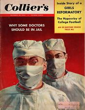 1953 Colliers October 30 - Why some doctors should be in jail; Girls reformatory
