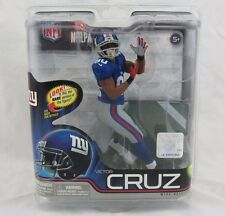 McFarlane NFL Football Victor Cruz, Blue Jersey, Series 31 New York Giants