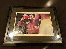 Mike Tyson Signed Magazine Photo Framed COA