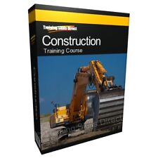 Construction Building Materials Training Book Course