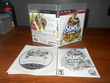 The Sims 3: Pets complete good shape PS3 (Sony PlayStation 3, 2011)