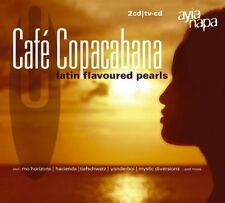 CAFE COPACABANA= Yonderboi/Jaffa/Vincenzo/Buzios...=2CD= CHILL+HOUSE+DELUXE !!