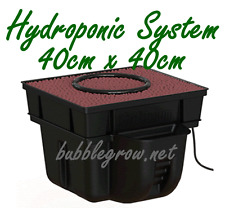 PLATINIUM HYDRO GROWER 40 HYDROPONIC SYSTEM 40X40CM + WATER PUMP KIT GROWING
