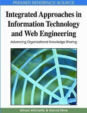 Advances in Information Technology and Web Engineering Book: Integrated...