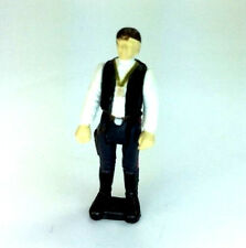 Star Wars Han Solo Standing Blue Pants Medal Yavin 4 Micro Machines New Hope